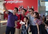 Vietjet propose 400.000 billets promotionnels sur ses vols internationaux