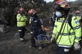 Guatemala: recherches suspendues autour du Volcan de Feu, ouverture d'une enquête