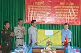 Renforcement de l'amitié Vietnam - Cambodge dans les zones frontalières