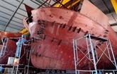 Construction navale: le ministère de la Défense coopère avec le groupe néerlandais DAMEN