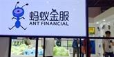 Ant Financial, bras de paiement en ligne d'Alibaba, lève 14 milliards de dollars
