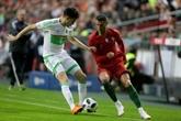 Mondial-2018: Ronaldo de retour, le Portugal se rassure face à lAlgérie