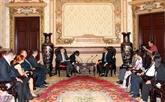 Hô Chi Minh-Ville et la R. tchèque intensifient leur coopération multiforme