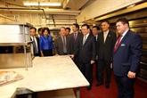 Le vice-PM Vuong Dinh Huê achève avec succès sa visite officielle aux États-Unis