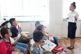 Une classe d'été de langue vietnamienne s'ouvre à Prague