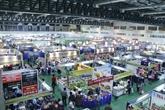 La Foire commerciale Vietnam-Laos ouvre ses portes à Vientiane