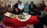 La Tunisie enterre ses six policiers tués dans un attentat jihadiste