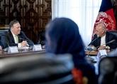 Mike Pompeo à Kaboul en soutien aux efforts de paix