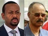 L'Érythrée et l'Éthiopie annoncent ne plus être en guerre