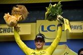 Tour de France: un champion olympique en jaune !
