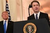 Donald Trump nomme le conservateur Brett Kavanaugh à la Cour suprême