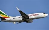 Premier vol d'Éthiopian Airlines vers Asmara le 17 juillet