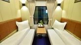 Des cabines de luxe à 2 lits dans des trains entre Hanoï - HCM-Ville