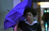 Taïwan (Chine): 2.000 évacués, écoles fermées à l'approche du typhon Maria