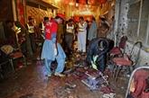 Pakistan: 13 morts dans un attentat suicide contre une réunion électorale