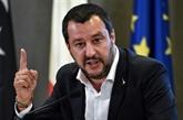 Italie/migrants: Salvini veut