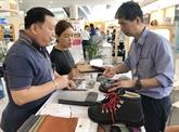 Ouverture de la foire-expo internationale du cuir et des chaussures à Hô Chi Minh-Ville