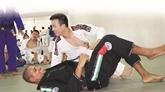 Un Vietnamien arbitre de jiu-jitsu aux ASIAD 18