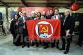 Le Vietnam assiste au 1er congrès du Parti communiste italien