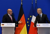 Tensions commerciales, France et Allemagne