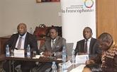 Rencontre des points focaux développement durable de la Francophonie
