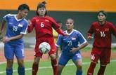 Championnat de football féminin d'Asie du Sud-Est: le Vietnam disputera la 3e place