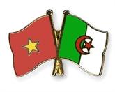 Accélérer le développement des relations entre le Vietnam et lAlgérie