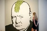 Des œuvres méconnues de Banksy exposées à la galerie Lazinc à Londres