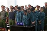 Sept personnes condamnées pour troubles à l'ordre public à Binh Thuân