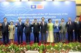 LASEAN et la Chine marquent le 15e anniversaire du partenariat stratégique