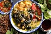 Bun ôc, un plat de la campagne vietnamienne