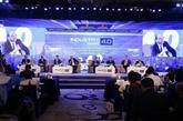 Le Premier ministre Nguyên Xuân Phuc au Sommet de l'industrie 4.0