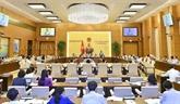 Le projet de loi sur la prévention et la lutte contre la corruption (amendé) au menu des débats