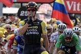 Tour de France: Groenewegen au bout d'une longue journée