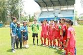 Rafael Lopes, un Brésilien pour le football vietnamien