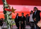 Activité en l'honneur du Président Hô Chi Minh en République dominicaine