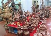 Pour la préservation du label des produits en bronze de Dai Bai à Bac Ninh