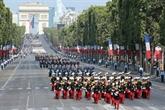 France: le défilé du 14 juillet ouvre un week-end bleu blanc rouge