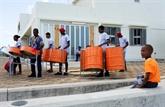 À Barbuda, la Chine à la rescousse des sinistrés de l'ouragan Irma