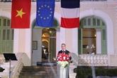 Le 229e anniversaire de la Fête nationale française célébré à Hô Chi Minh-Ville