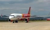 Vietjet Air transfère ses opérations vers le terminal T1 à l'aéroport international de Yangon