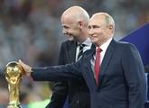 Le président Poutine se dit fier davoir réussi le Mondial dans tous ses aspects