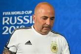 Sampaoli n'est plus le sélectionneur de l'Argentine