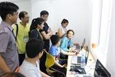 Des enfants vietnamiens accèdent à la technologie 4.0