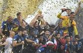 Mondial-2018: une deuxième étoile pour la France