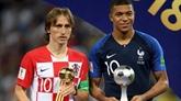 Les statistiques et prix de la Coupe du Monde 2018