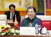 Les AN vietnamienne et laotienne attachent de l'importance de leurs relations