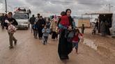 Accord sur l'évacuation des deux dernières localités assiégées