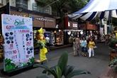 Rue du livre à Hô Chi Minh-Ville: 877.000 dollars de recettes au 1er semestre