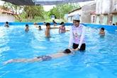Infographie: pour éviter la noyade chez les enfants